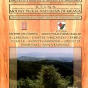 S.T.I.N.A (sistema territoriale di interesse naturalistico ambientale) Monte Peglia e Selva di Meana carta dei sentieri